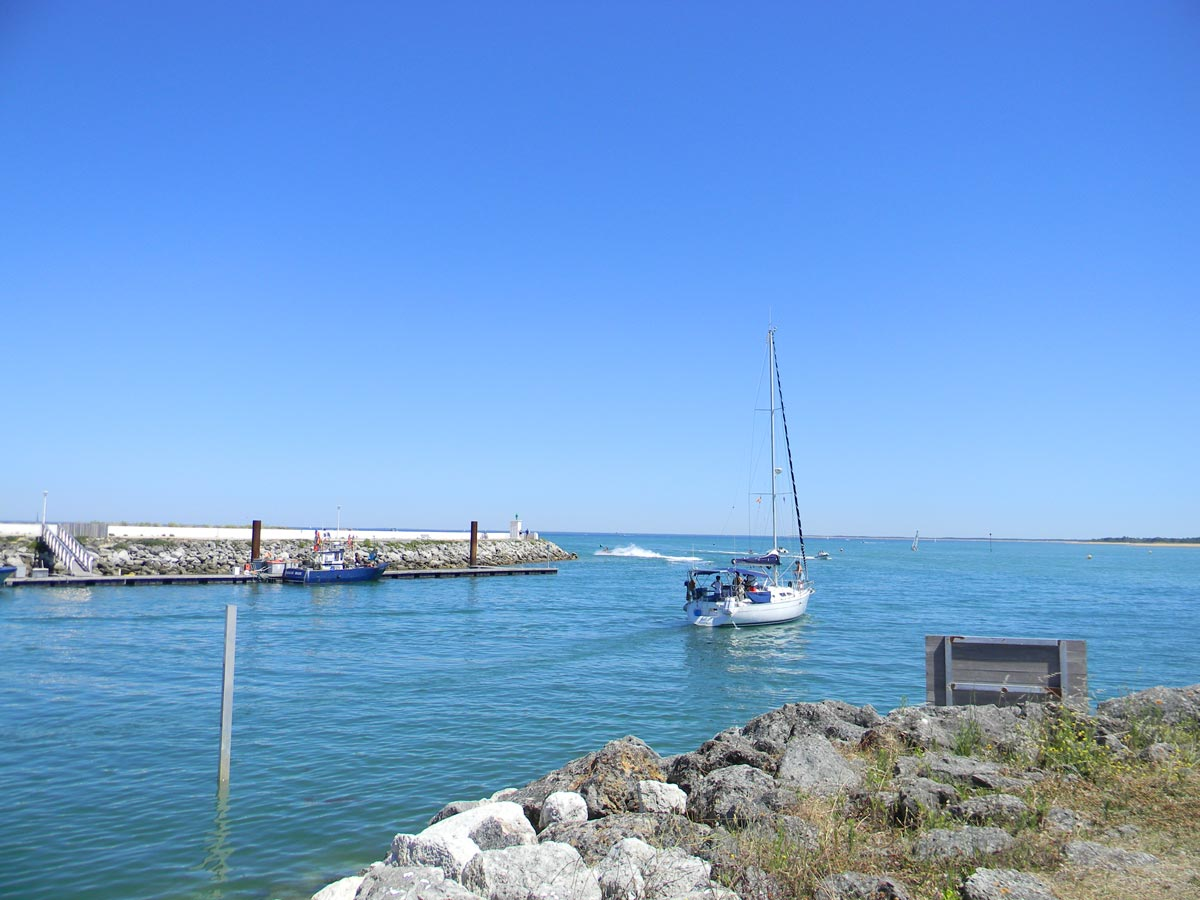Port de Saint-Denis d'Oléron
