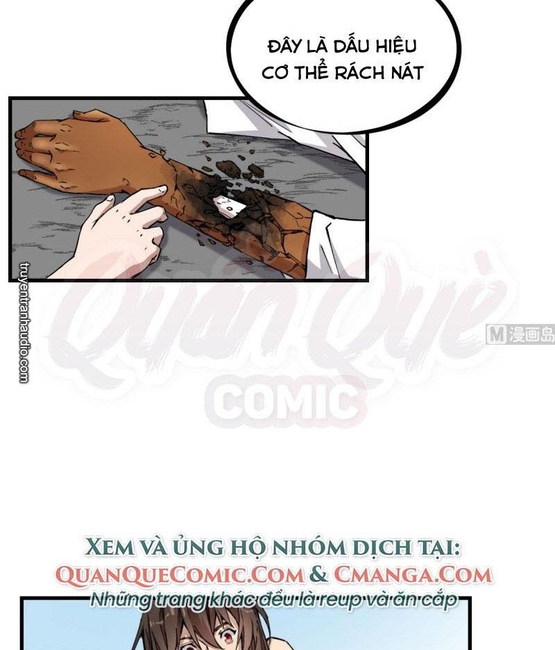 Thâm Dạ Thư Ốc chap 143 - Trang 35
