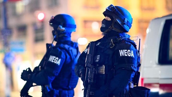 Βιέννη: 14 συλλήψεις έκανε η Αστυνομία