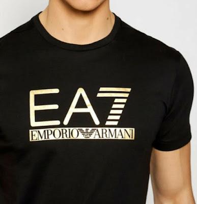 EA7 (Emporio Armani) Erkek T-Shirt EA798658