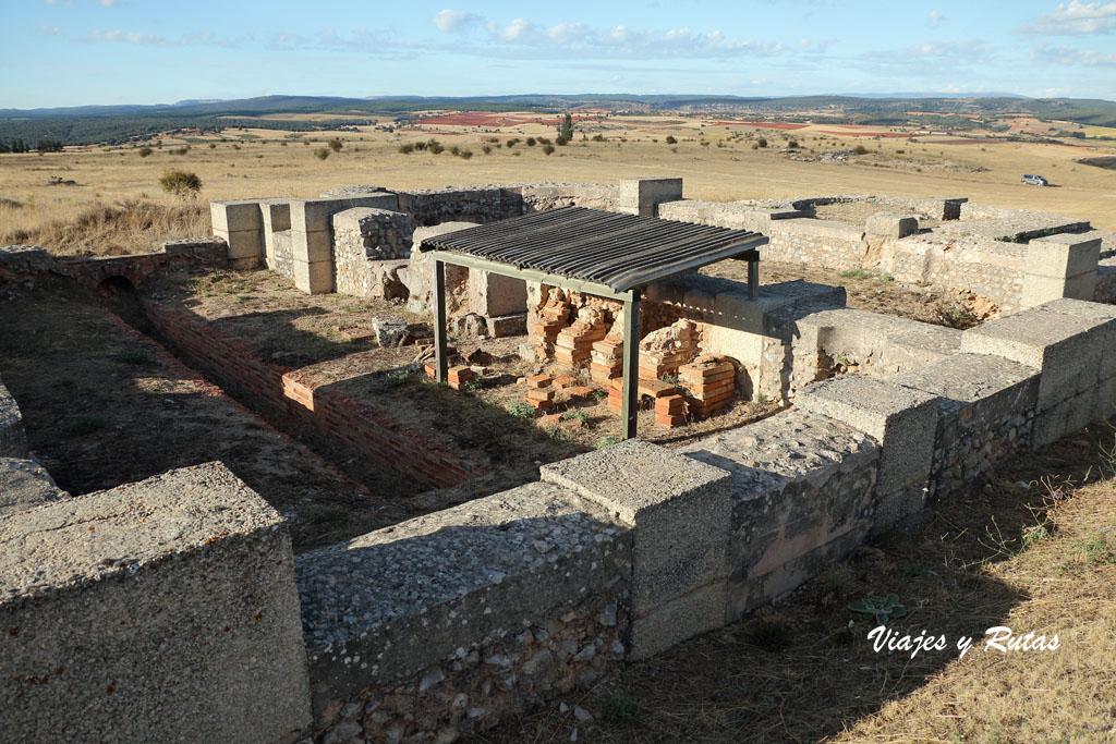 Conjunto Termal de los Arcos, Clunia Sulpicia