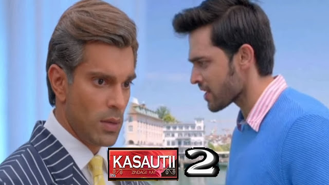 High Voltage Drama : Anurag Prerna's love elopment Mr Bajaj's angry avatar in Kasauti Zindagi Kay
