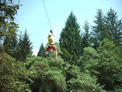 Vacanze in Trentino - Attrazioni - Parchi avventura