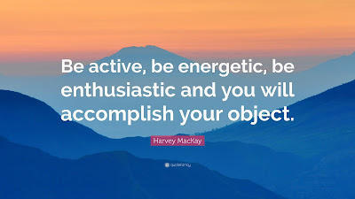 Be Enthusiastic Quotes