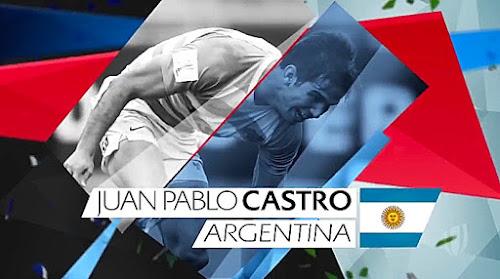 Juan Pablo Castro en la terna mejor jugador #WorldRugbyU20s