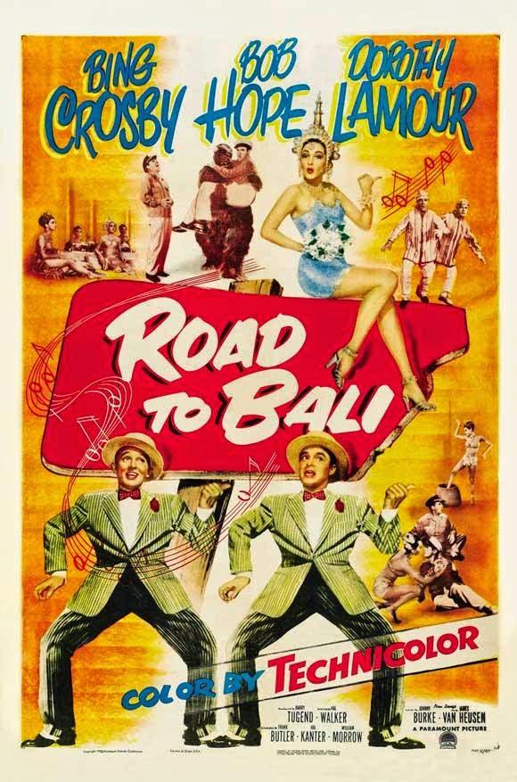 Película Camino a Bali online
