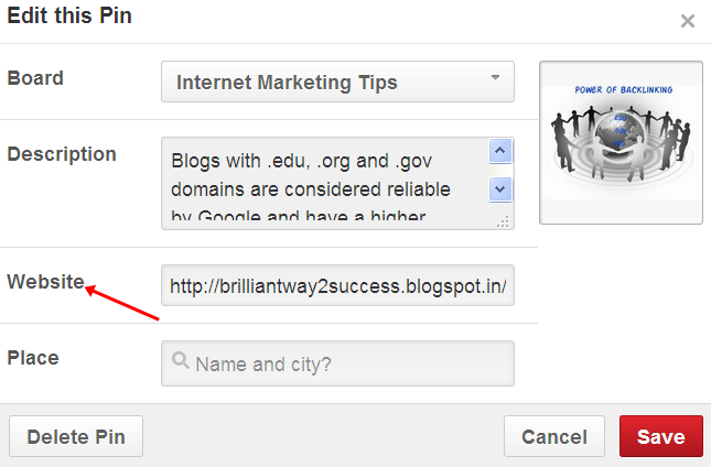 Pinterest tips to increase blog traffic