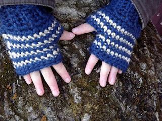 Toddler Hobo Mitts by Knit Pick N Crochet