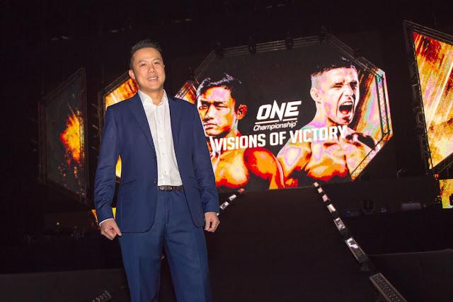 Presiden Baru ONE Championship Adalah Hua Fung Teh