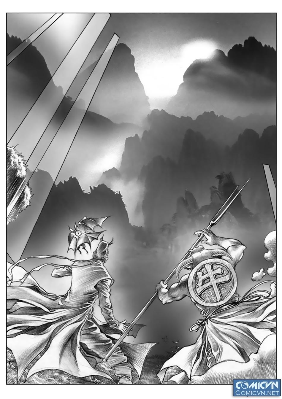 Chung Quỳ Truyền Kỳ Chap 6 - Next Chap 7