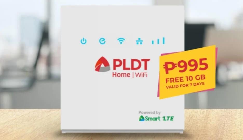 List of PLDT FAMLOAD Promos for PLDT Home Prepaid WiFi, Smart Bro Prepaid LTE Home WiFi