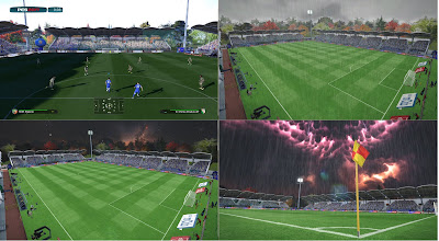 PES 2017 Stadium Miejski w Legnicy Miedź Legnica ( 2018/2019 version )