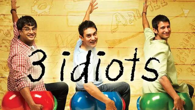 Download 3 Idiots 2009 Hindi Movie BluRay Amir Khan, R. Madhavan