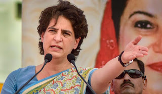 bjp-government-week-priyanka-gandhi