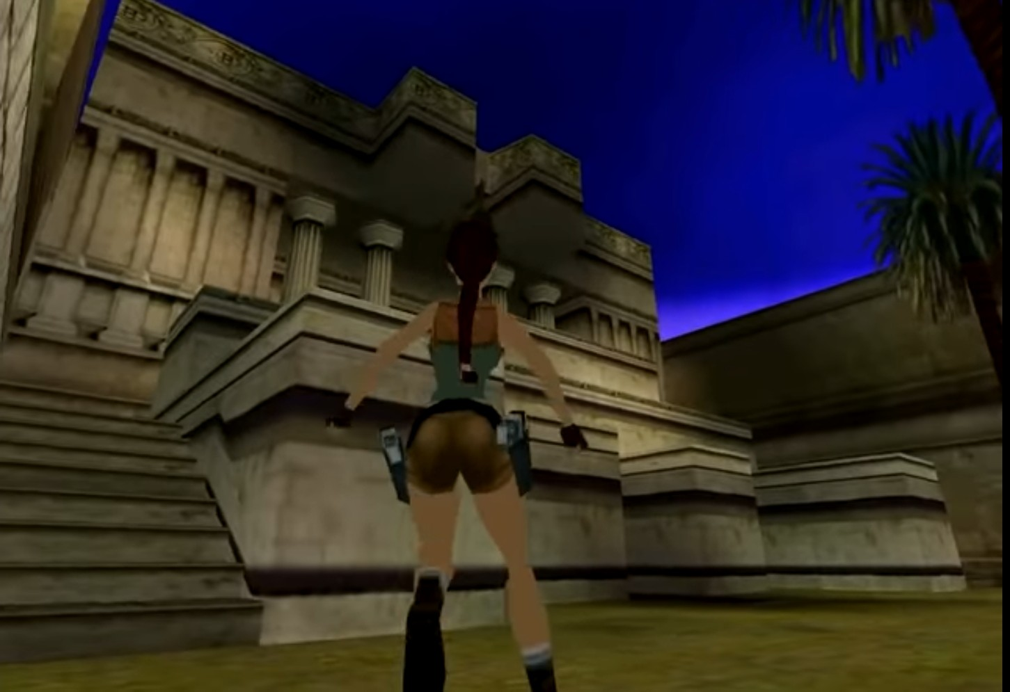 Tomb Raider Chronicles psx