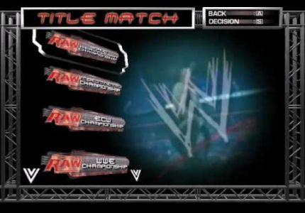 WWE Raw Judgment Day Total Edition PC Game Free Download