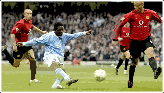 Shaun Wright-Phillips Manchester City