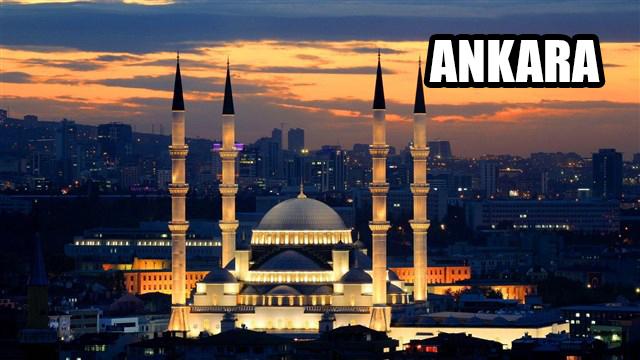 La Capital De Turquía Ankara