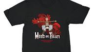 Flashgitz Weeb On Titan T Shirt