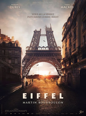 Filme Sobre a Construção da Torre Eiffel Ganha Belíssimo Trailer....E Data de Estreia