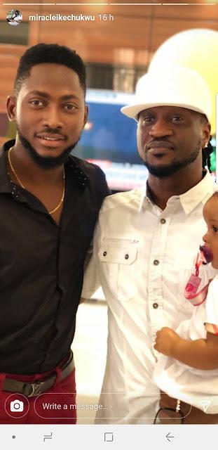Timaya,Jim Iyke,Phyno,many others at (Rudeboy)Paul Okoye's twins' first birthday