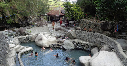 A Mystic Nature of Bogya Hotspring in Hungduan, Ifugao