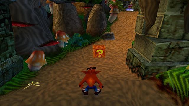 Crash Bandicoot 2: Cortex Strikes Back - Captura 3