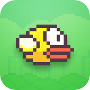 Flappy%2BBird%2Blogo Flappy Bird v1.3 APK for Android/Tablets Apps
