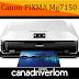 Canon PIXMA MG7150 Driver Download For Mac,Windows And Linux