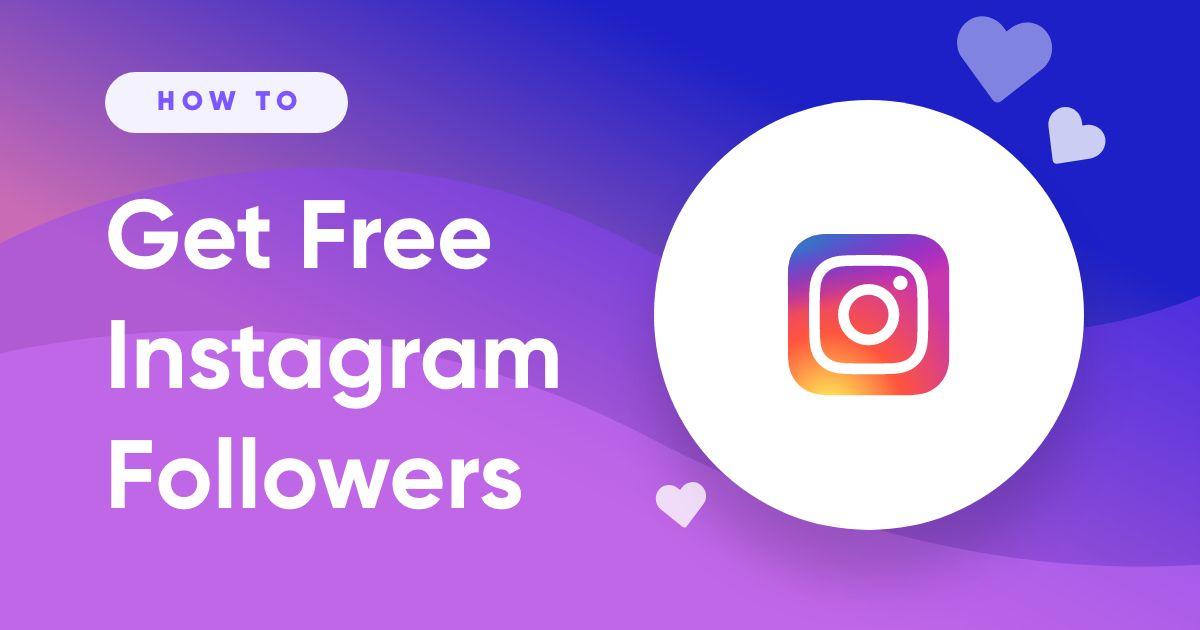 Free Instagram Followers on GetInsta App
