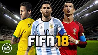 FIFA 14 MOD FIFA 18 Android Offline 900 MB HD Graphics