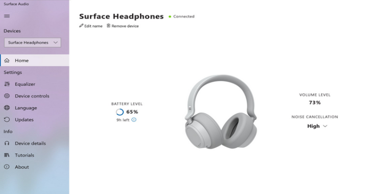 Microsoft Launches New App To Manage Surface Earbuds And Headphones