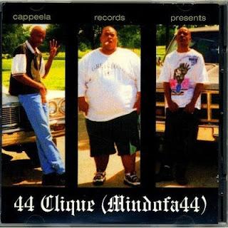 44 Clique - Mind Of A 44 (1996) Flac