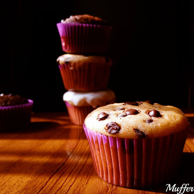 Dulcería Olimpo - Muffins
