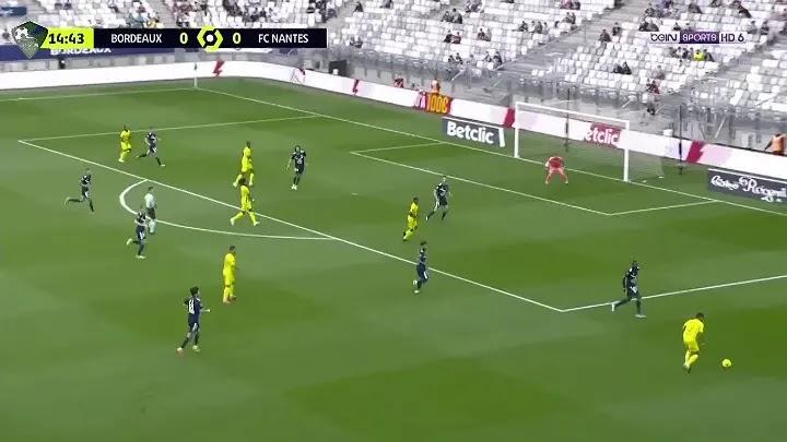 مشاهدة مباراة بوردو ونانت بتاريخ 2020-08-21 كاملة الدوري الفرنسي
