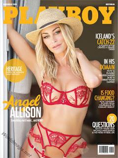 Playboy Australia – Noviembre 2019 PDF digital