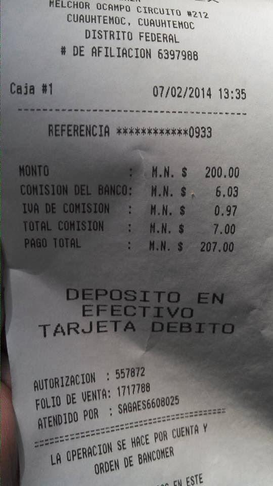 Cajera del banamex en mexico - 4 2