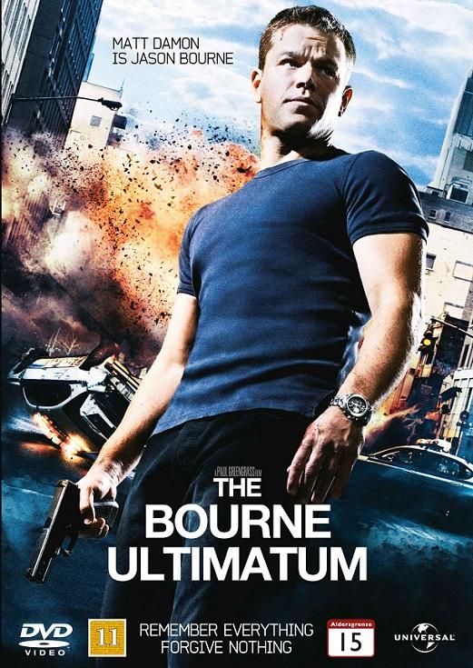 فیلم دوبله: بورن 3- اولتیماتوم بورن (2007) The Bourne Ultimatum