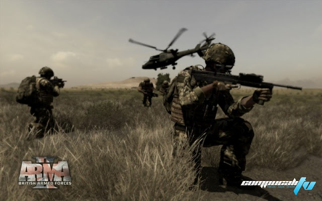 ARMA II Reinforcements PC Full Español Skidrow Descargar 2011