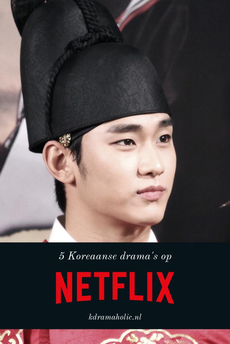 Kdrama's op Netflix