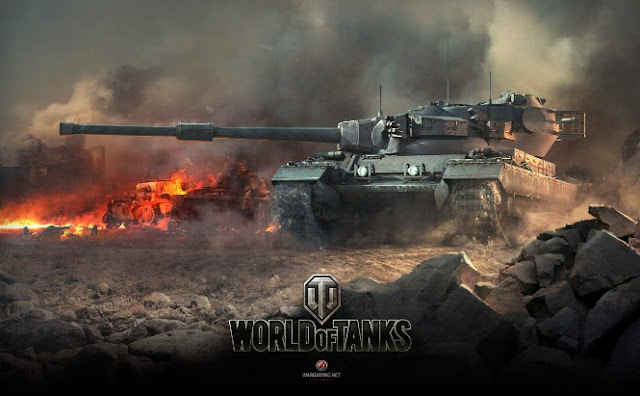 World of tanks for Galaxy Note 5