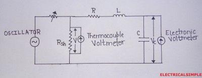 q meter circuit diagram 16 5 stromoeko de \u2022q meter electrical simple rh electricalsimple blogspot com heathkit q meter lcr meter q meter circuit diagram