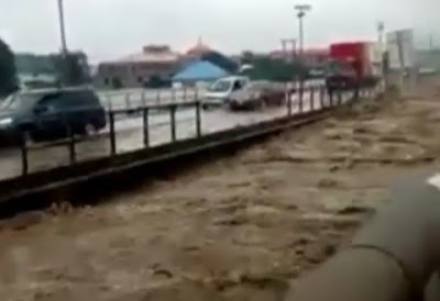Gwagwalada Flood: More Than 30 Missing In Heavy Downpour In Lokoja (Video)