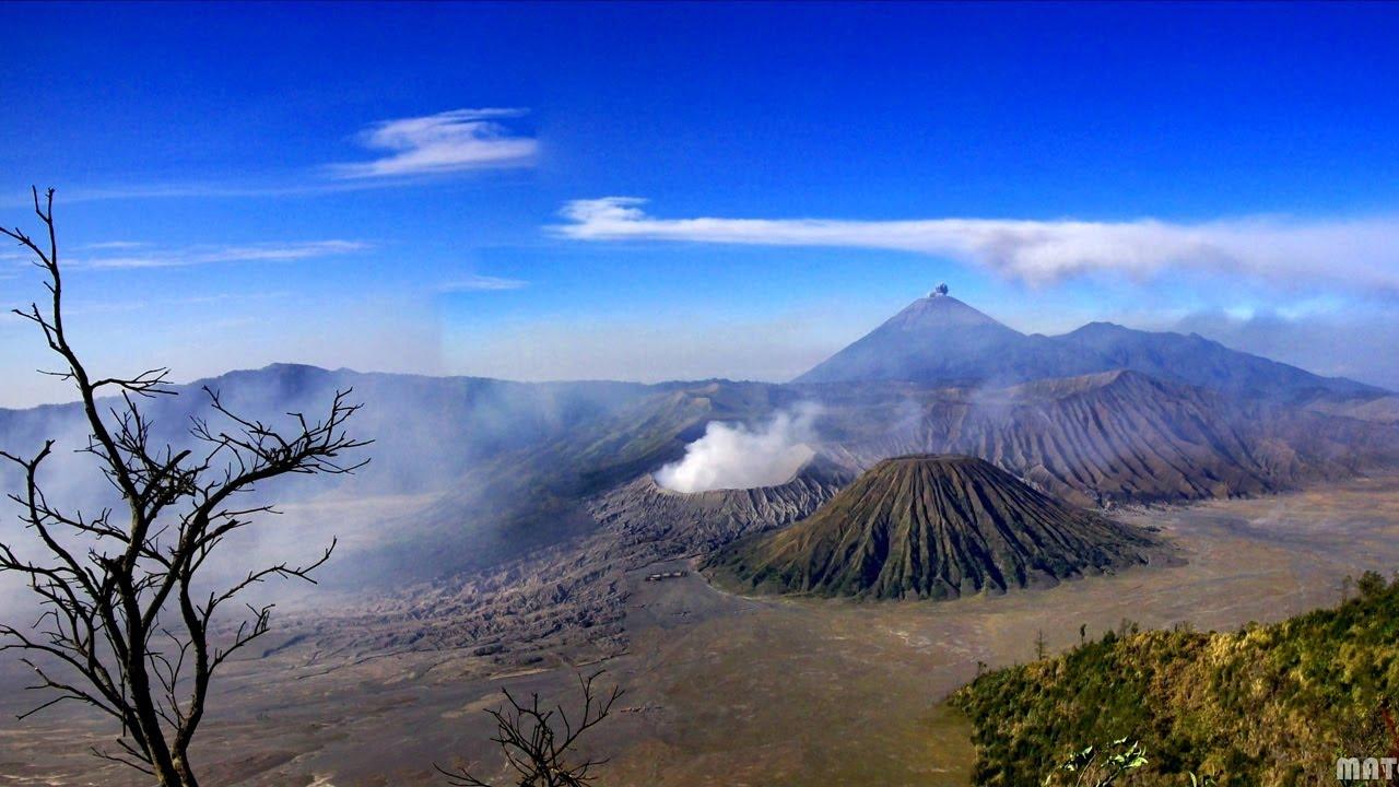 Cerita Masa Kini Gunung Bromo