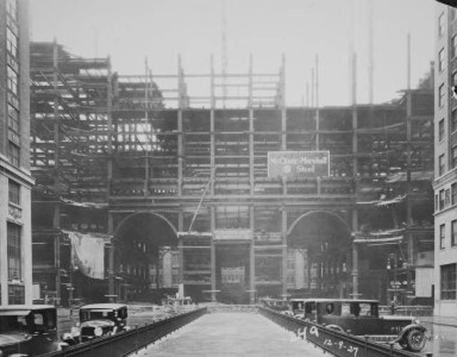 Old Photos of Grand Central Terminal  vintage everyday