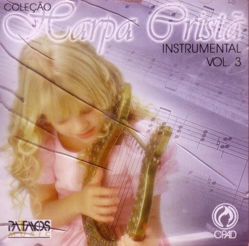 Patmos Music-Coleção Harpa Cristã Instrumental-Vol 3-