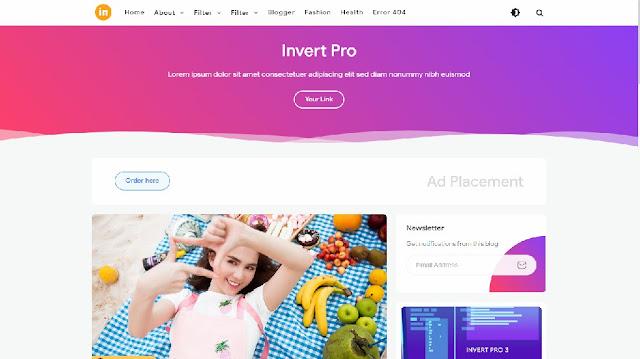 Invert Pro 3 Templates