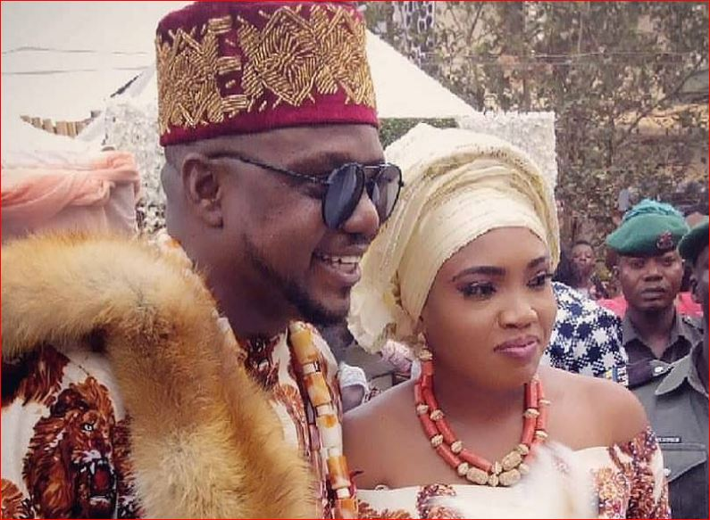 Nollywood Actor, Ken Erics Marriage Broke Down Due To Infidelity and a Love Child - Gistmania
