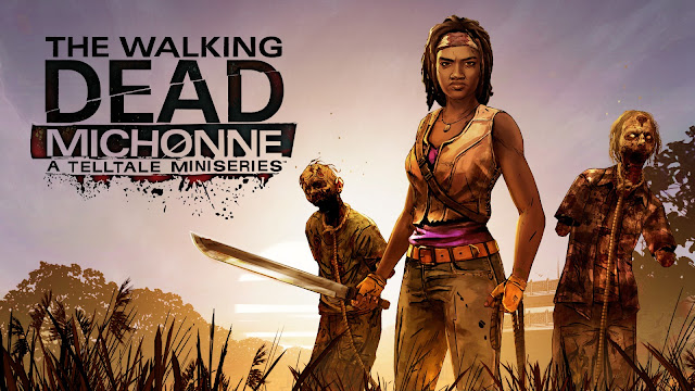 The Walking Dead Michonne v1.04 Full APK