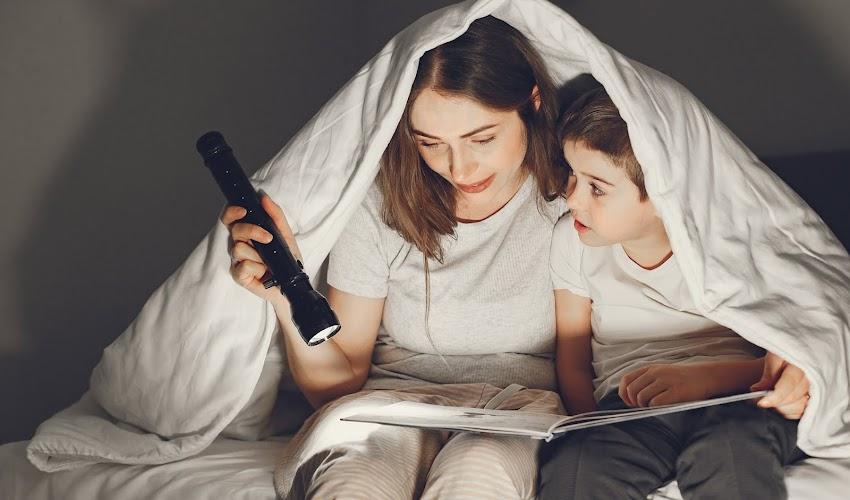 Livros infantis para estimular os 5 sentidos